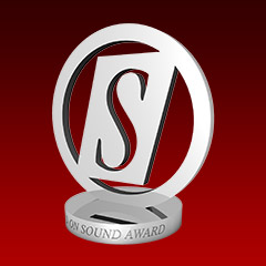 Sound On Sound Award Nomination